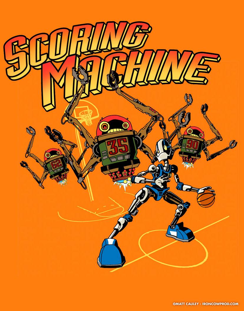 Scoring Machine