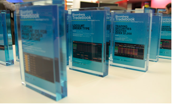 Tradebook Developmental Partner Award 2