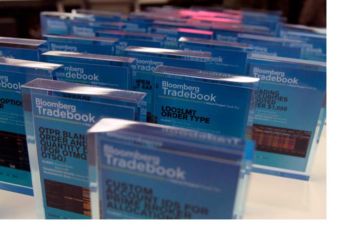 Tradebook Developmental Partner Award 3
