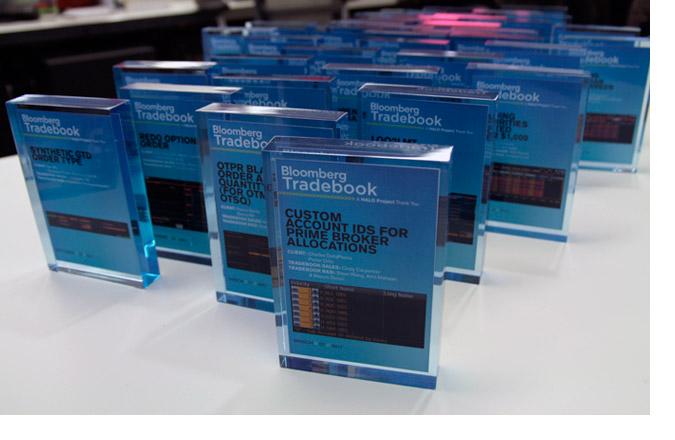 Tradebook Developmental Partner Award 4