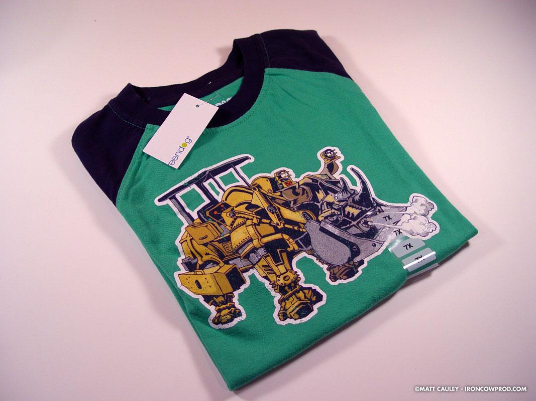 Rhinodozer - T-Shirt