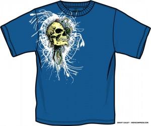 FutureSkull - T-Shirt Mockup