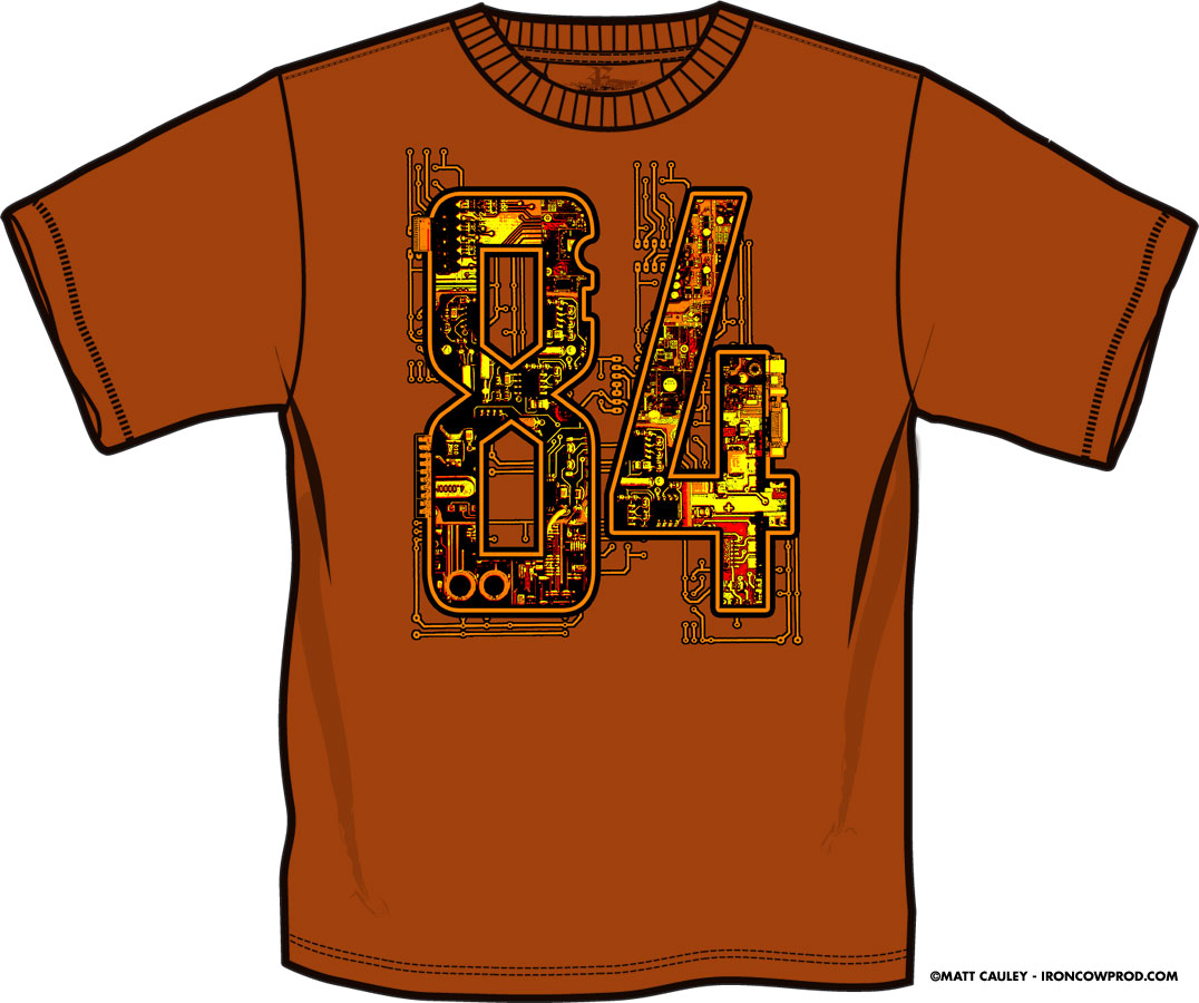 84 - T-Shirt Mockup