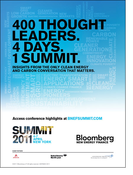 "Summit Ad ""400 Thought Leaders"""