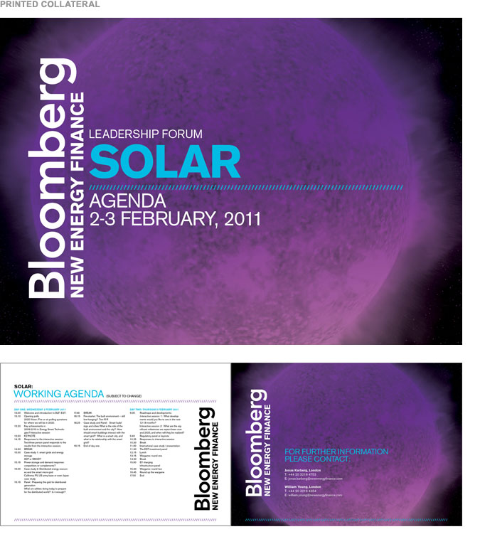 Leadership Forum Agenda Booklet