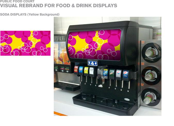 Food Court Visual Rebrand 2