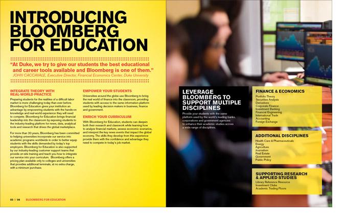 Education Brochure Spread 3