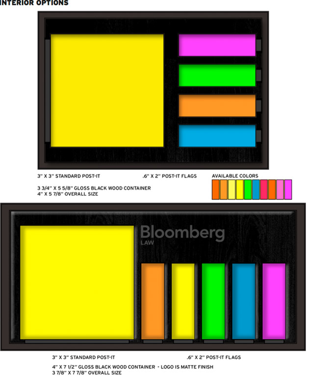 Post-It Note Premium (Interior)