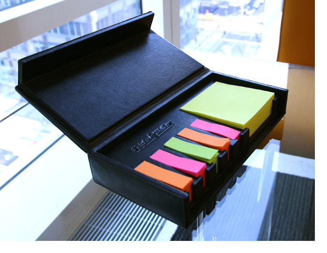 Post-It Note Premium (Open)