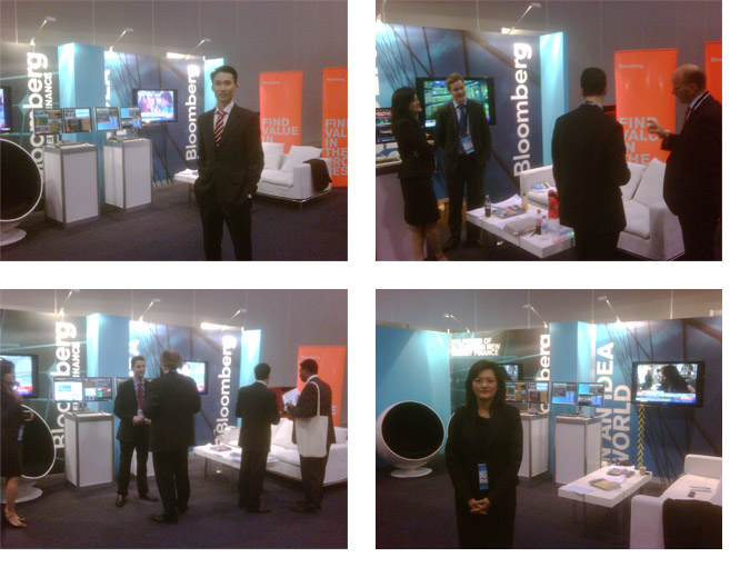 Carbon Expo Sydney BNEF Exhibit Booth Photos