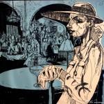 "PEOPLE SKETCHBOOK by Matt 'Iron-Cow' Cauley - ""Casablanca"""