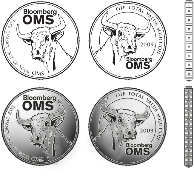 OMS Promotional Coin