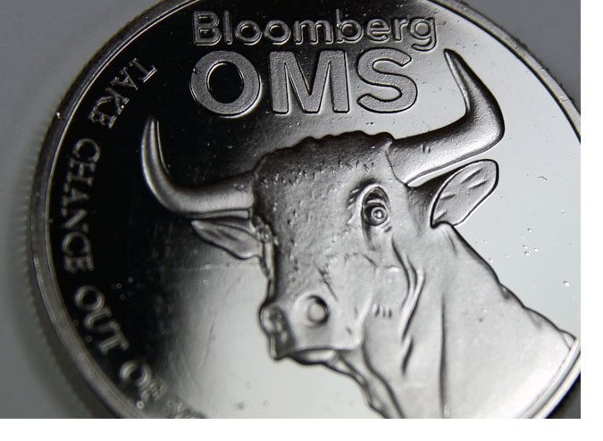 OMS Coin (front close-up)