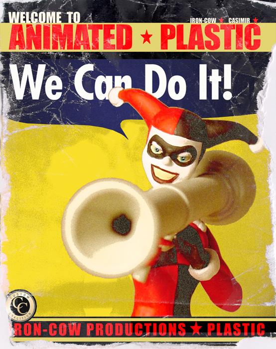 ICP - Propaganda Poster (Animated)