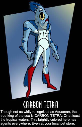 Carbon Tetra