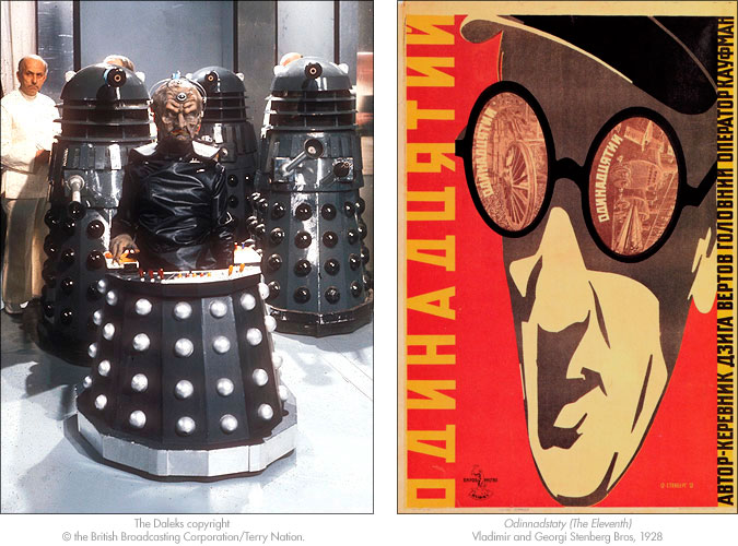 Davros / The Eleventh