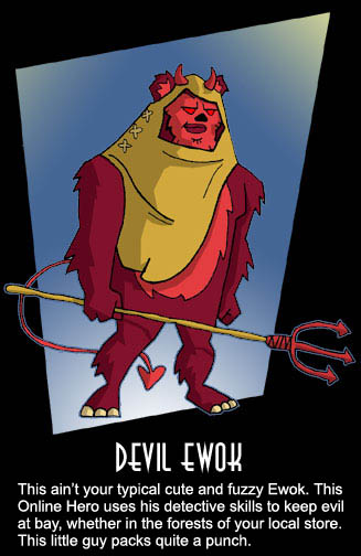 Devil Ewok