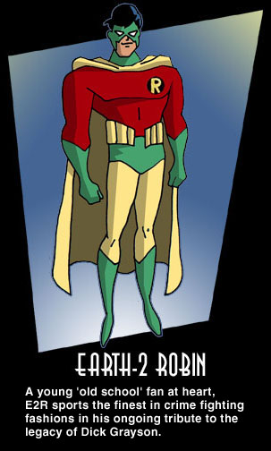 Earth-2 Robin
