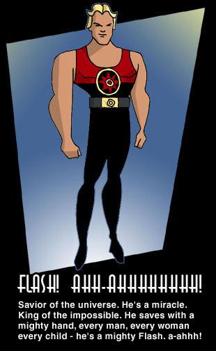 Flash! Ahh-Ahhhhhhhh!