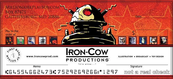 ICP - Promotional Check