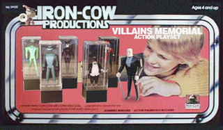 ICP - Villains Memorial Action Playset
