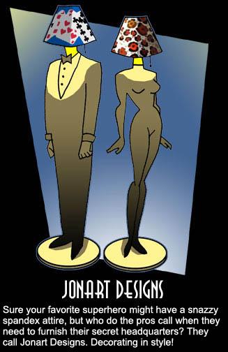 Jonart Designs