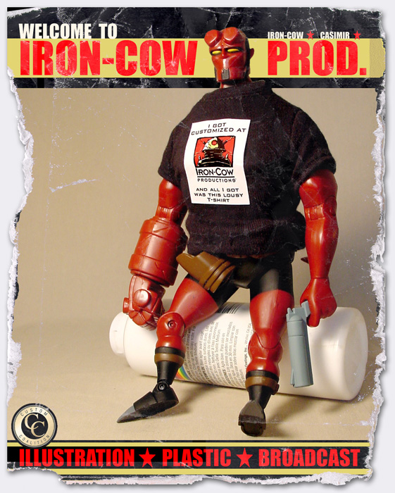 ICP - Propaganda Poster (Lousy T-Shirt)