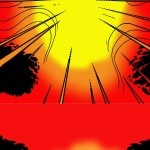 X-Men: Phoenix II Fire Background