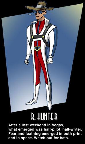 R. Hunter