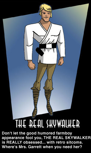 The Real Skywalker