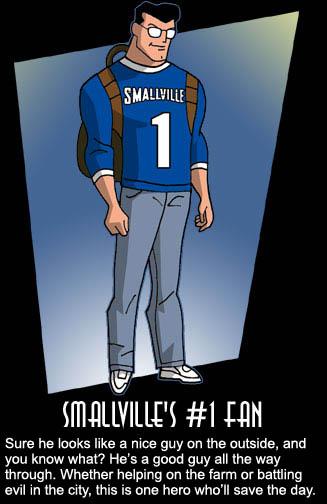 Smallville's #1 Fan