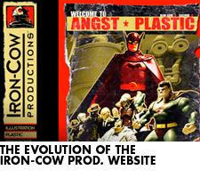 Spotlight On: Evolution of the Iron-Cow Prod. Website