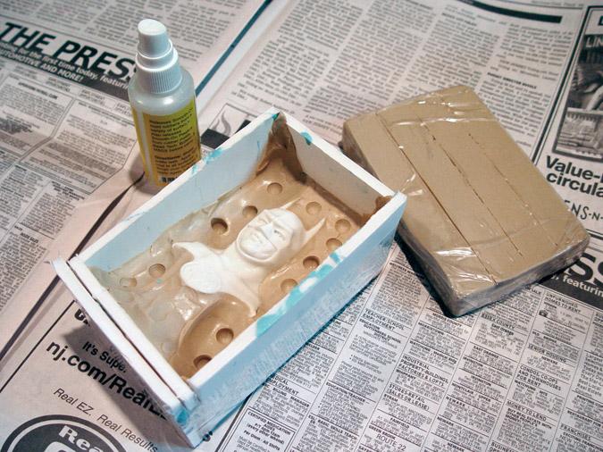 CUSTOM WORKSHOP: Using Hydrospan, Step 1