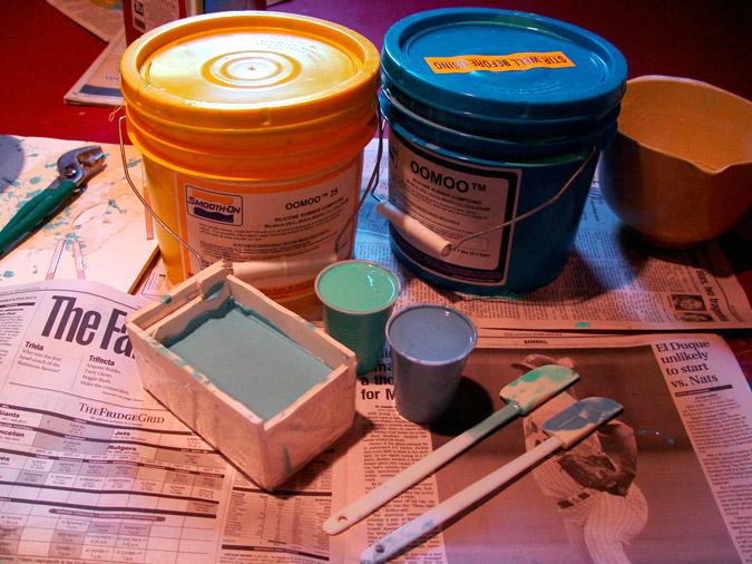 CUSTOM WORKSHOP: Using Hydrospan, Step 2