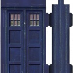 Doctor Who: Make Your Own TARDIS (Download 2 of 4) TARDIS Sides