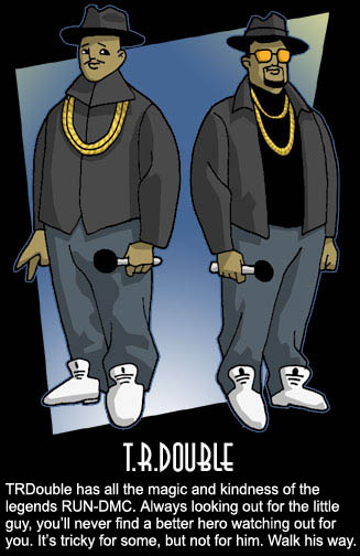 T.R. Double