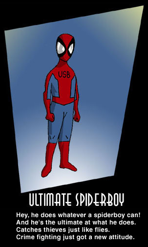 Ultimate Spiderboy