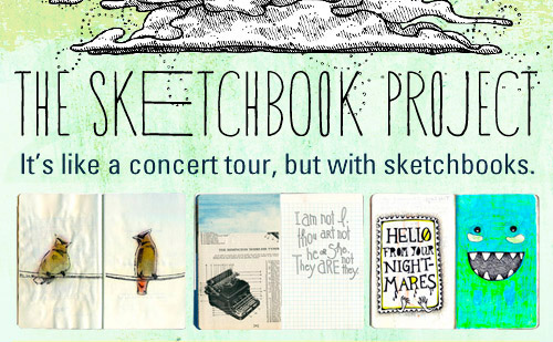 The Sketchbook Project: 2011