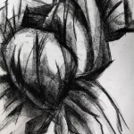 Charcoal Works: Knot 2