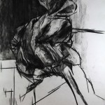 Charcoal Works: Knot 3