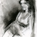 Charcoal Works: Thecla 4
