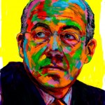 """Felipe Calderon"" - Latin America Investing Conference Illustrations by Matt Cauley / Iron-Cow"