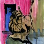 THE PAINTING MARATHON by Matt 'Iron-Cow' Cauley - 65