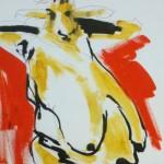 THE PAINTING MARATHON by Matt 'Iron-Cow' Cauley - Work-In-Progress 03