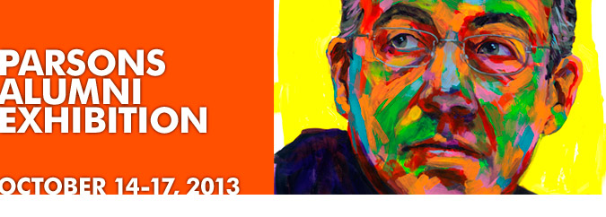 Parsons Alumni Exhibition 2013