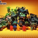 Transformers Autobot HOUND collection – Matt Iron-Cow Cauley