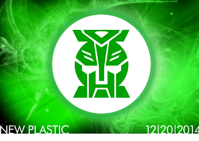 New Custom: Green Lantern Autobot Armor