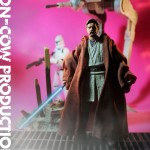 OBI-WAN KENOBI Star Wars Black Series Custom Action Figure by Matt 'Iron-Cow' Cauley