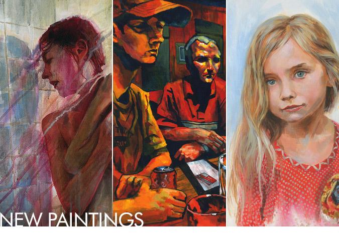 Three New Paintings Added
