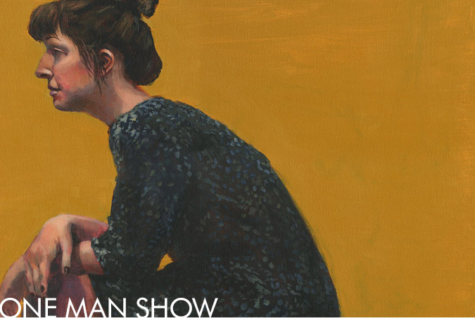 One Man Show at the School of Visual Arts